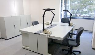 レンタルオフィス。小規模なオフィスを探している方に最適です。